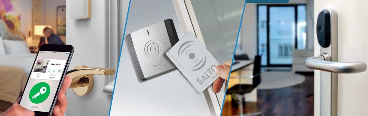 Smartaccess » Salto Dana lock